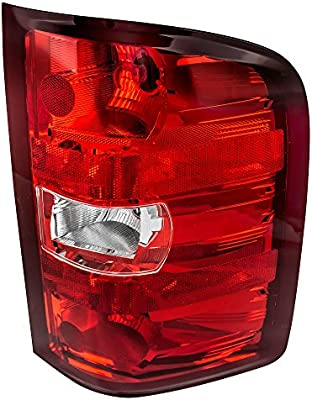 Trailer GMC Chevrolet OEM Truck Lite Rear Tail Lights Cab Chassis Truck