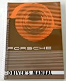 1961 PORSCHE 356 B OWNERS MANUAL 1960