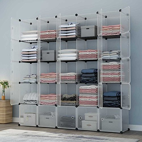 25 Cubby Storage Unit - 7