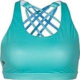 sports bra for 11 year olds - STRYK Premium Women's Workout Yoga Crossfit Luna Sports Bra (Medium, Aqua)