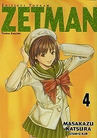 Zetman, tome 4 par Masakazu Katsura