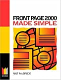 Frontpage 2000 made simple (Made Simple Computer)