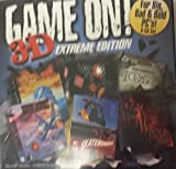 3d Game On! Extreme 8cd including Descent 3, Virtual Pool 3, Icewind Dale