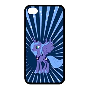 Customize Cartoon Series My Little Pony Back Case for iphone 4,4S JN4S-1230