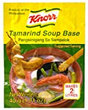 Knorr Tamarind Soup Base (Pack of 6)