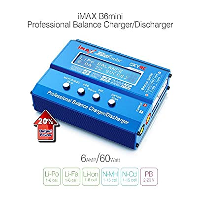 GoolRC SKYRC iMAX B6 Mini Professional Balance Charger / Discharger for RC Lipo Battery Charging