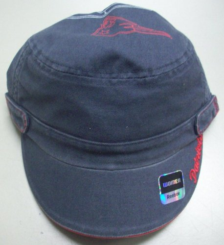 e9d9cbdd0a3e71 clearance new england patriots womens strap military hat by reebok y138w  buy online in oman.