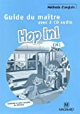 Méthode d'anglais CM1 Hop in! : Guide du maître (2CD audio)