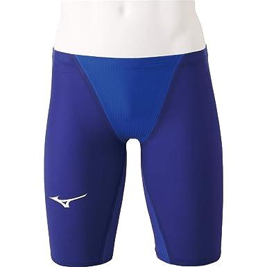 3fab014c71 Mizuno Swim Suit Men GX-Sonic IV ST FINA N2MB6001 (Learge) Blue ...