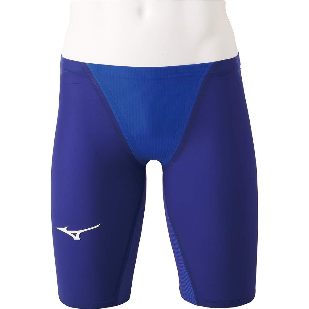 Mizuno Swim Suit Men GXSonic IV ST FINA N2MB6001 bluee