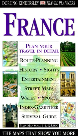 Eyewitness Travel Planner: France PDF