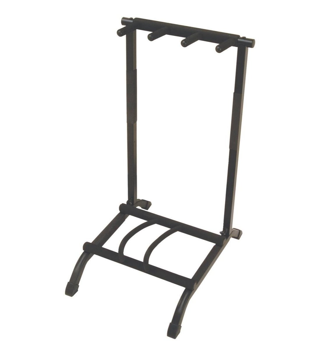 On Stage GS7361 3 Space Foldable Multi Guitar Rack