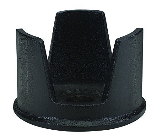 Hinkley 1301BK Traditional Pier Mount from Pier Mount collection in Blackfinish, 2.13 inches
