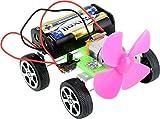 motor car kit - Fan DIY Micro Car Kit