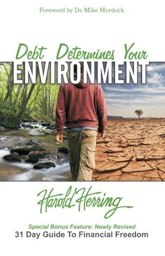Read Online Debt Determines Your Environment ebook