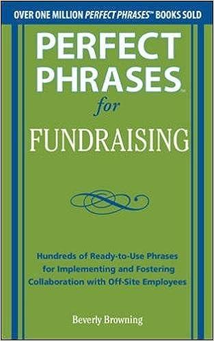 fundraising phrases