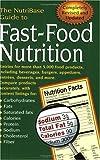 Fast-Food Nutrition, Nutribase Staff, 1583331085