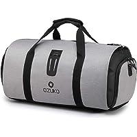 Lixada OZUKO Travel Anti-Theft Backpack for Men Suit Storage Large Capacity Travel Hand Bag Multifunction Waterproof Trip Mochila With Shoe Pocket
