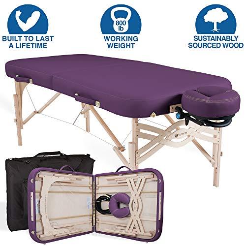EARTHLITE Premium Portable Massage Table Package Spirit