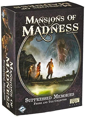 Mansions of Madness Second Edition: Suppressed Memories
