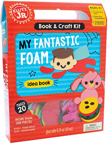 Klutz My Fantastic Foam Craft Kit
