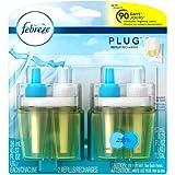Febreze Plug Air Freshener Refills Linen & Sky (Pack of 18)