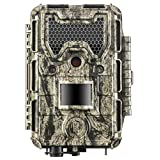 Bushnell 119875C 119875C 24MP Trophy Cam HD Low Glow Trail Camera with Color Viewer, Camo Camouflage