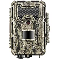 Bushnell 119875C 24MP Trophy Cam HD Low Glow Trail Camera with Color Viewer (Camo Camouflage)
