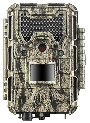 - Bushnell 119875C 24MP Trophy Cam HD Low Glow Trail Camera with Color Viewer, Camo Camouflage