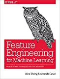 Feature engineering is a crucial step in the machine-learning pipeline, yet this topic is rarely examined on its own. With this practical book, you'll learn techniques for extracting and transforming features—the numeric representat...