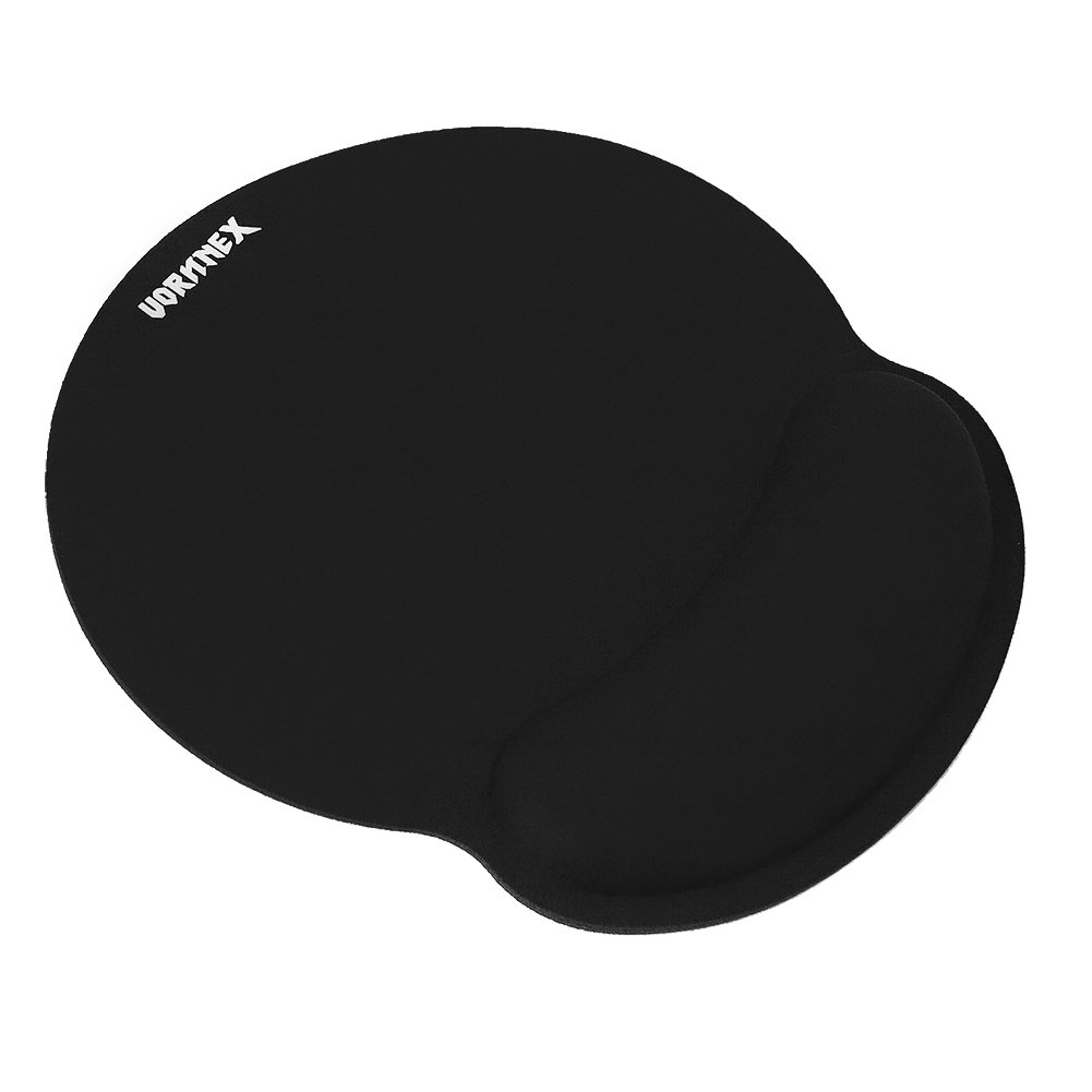 Ergonomic Memory Foam Mouse Pad Wrist Rest Support Wrist Cushion Support – Lightweight Rest Mousepad for Mouse, Pain Relief, at Home or Work