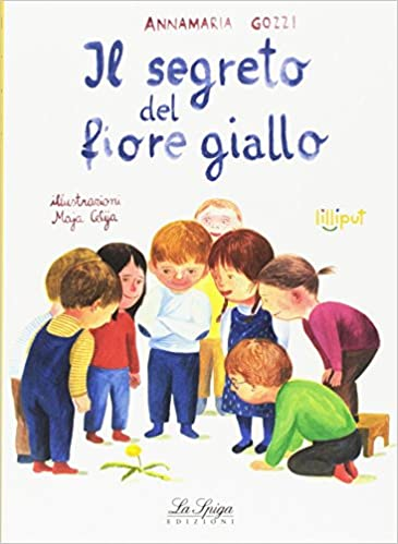 Fiori Gialli Libri.Amazon It Il Segreto Del Fiore Giallo Annamaria Gozzi M