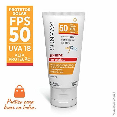 Protetor Sensitive Pocket Fração Sunmax
