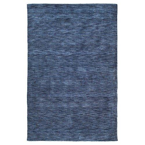 Kaleen Rugs Renaissance Collection 4500-17 Blue Handmade 3' X 5' Rug