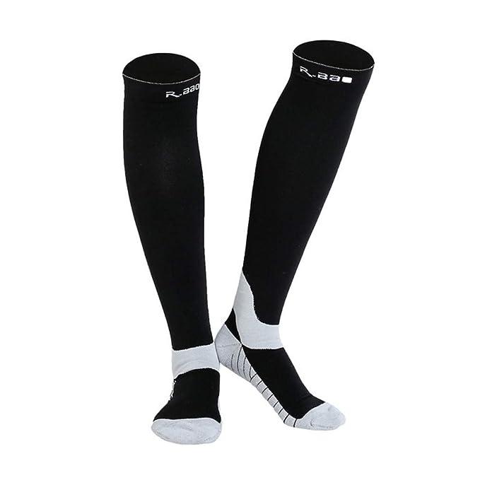 Amazon.com : En-teiping Running Cycling Socks Men Summer Marathon Sports Night Reflective Long Compression Sneakers Sock : Sports & Outdoors