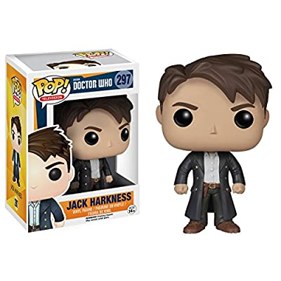 Funko POP TV: Doctor Who - Jack Harkness Action Figure: Funko Pop! Television:: Toys & Games