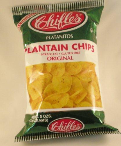 Chifles Original Plantain Chips 5oz by Chifles ()