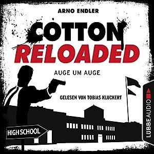 Auge um Auge (Cotton Reloaded 34) Hörbuch