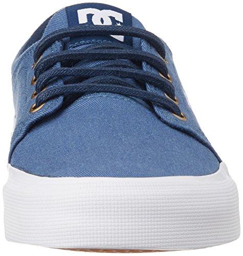 Shoe da Se LGR WHI TX BLACK Uomo GUNMETAL Trase DC Sneakers M 01ISq0