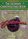 Ultimate Christmas Fake Book, , 0793598656