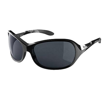 Amazon.com: Bolle - Gafas de sol para mujer, color negro ...