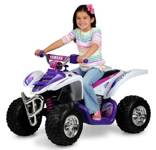 Yamaha Girls Raptor Powered Ride