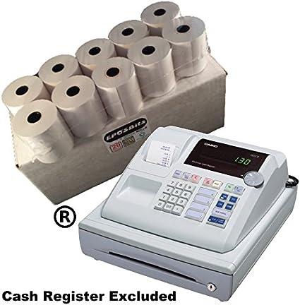 eposbits® marca 20 rollos – 1 caja para Casio pcr262 PCR 262 pcr ...