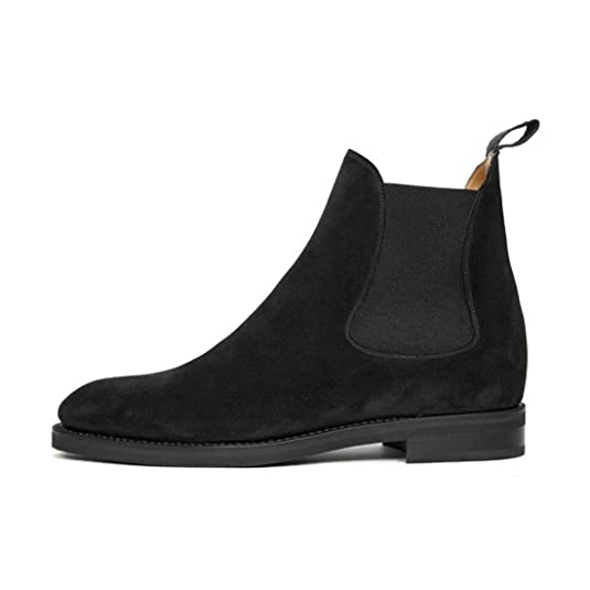 Dress Chelsea Boots for Men at Amazon
