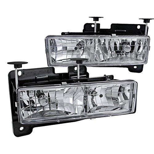98 chevy 1500 headlight bulb - 9