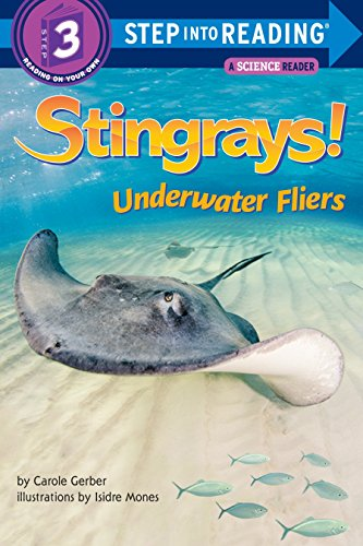 (Stingrays! Underwater Fliers (Step into Reading))