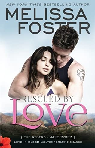 book cover of Rescued by Love