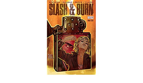 Amazon Slash Burn 2015 2016 6 Ebook Si Spencer Nick