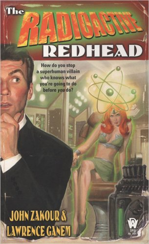 The Radioactive Redhead (Daw Science Fiction) pdf epub