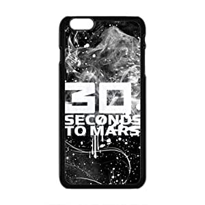 30 Seconds to Mars Cell Phone Case for iPhone plus 6 by mcsharks